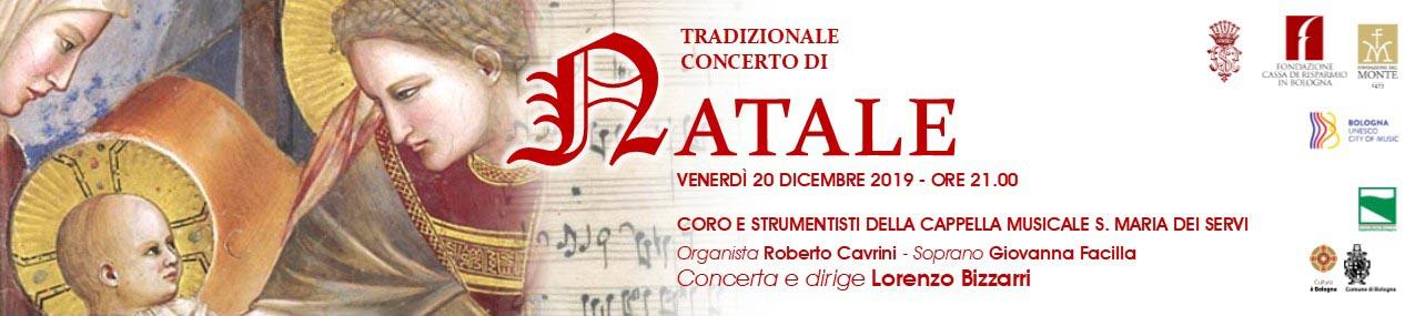 20/12/2019 Concerto di Natale