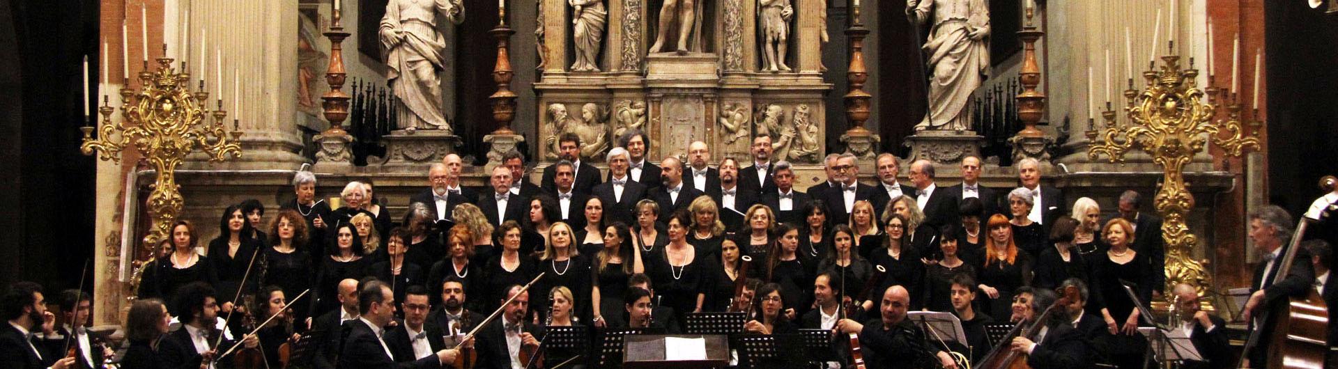 Coro e strumenti della Cappella - cut