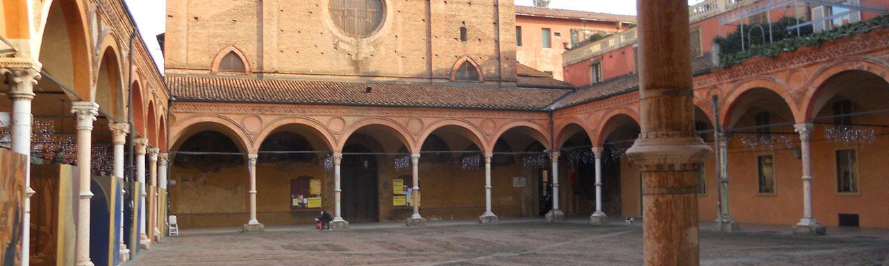 Santa Maria dei Servi - portico